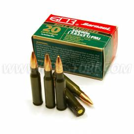 BARNAUL .308WIN FMJ 9,4g 20pcs. BOX