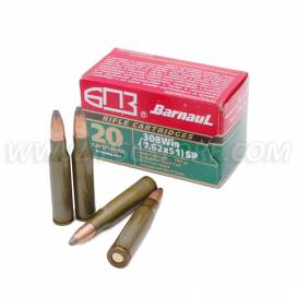 BARNAUL .308WIN SP 10,9g 20pcs. BOX