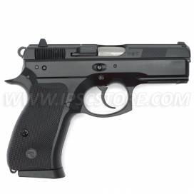 CZ 75 D Compact with Accessory Rail, 9x19mm