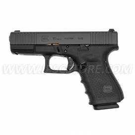 Glock19 Gen4 FS, 9x19mm