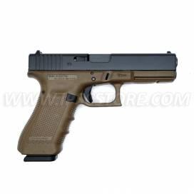 Glock17 Gen4 FDE, 9x19mm
