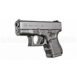 Püstol Glock26 Gen4, 9x19mm
