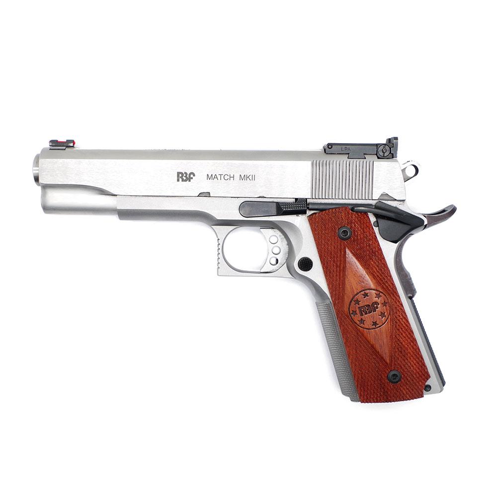 RBF Match MK II, .45auto , USED