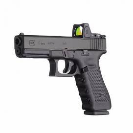 Glock17 Gen4 MOS, 9x19mm