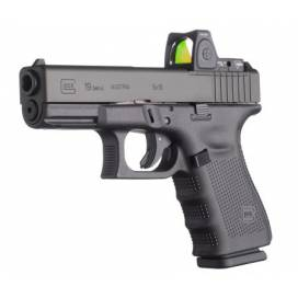 Glock19 Gen4 MOS, 9x19mm